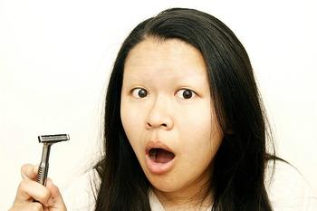 SHAVED YOUR EYEBROWS? NOW WHAT? - Amalie Blog